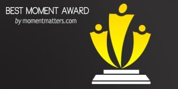 Best-Moment-Award