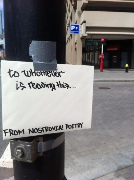 Poetry To The Streets