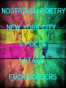 nostrovia nyc poetry festival