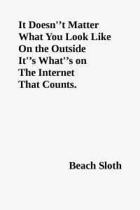 beach sloth poetry book