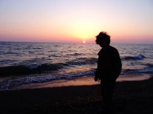 jeremiah walton sunset