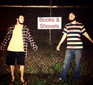 books and shovels jeremiah walton