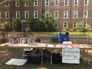 Nostrovia 2015 NYC Poetry Festival