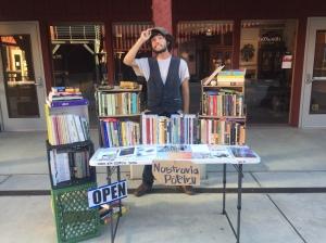 traveling bookstore nostrovia