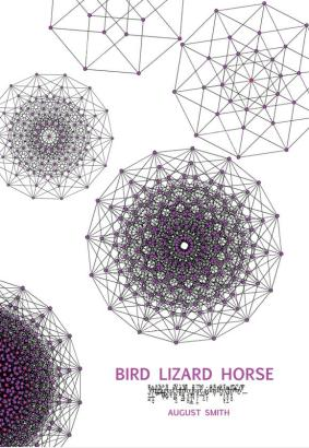 bird lizard horse cover