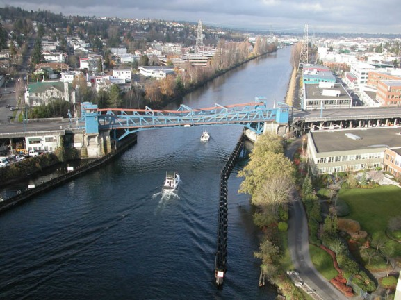 fremont bridge seattle
